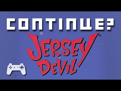 Jersey Devil (PS1) - Continue?