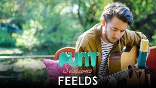 Feelds - Dress My Eyes | Punt Sessions