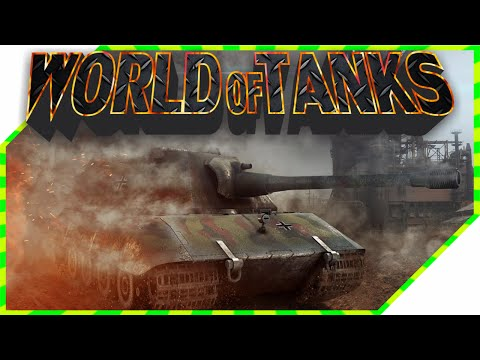World of Tanks (Xbox One): E-100  #WorldofTanks #re4perofd34th