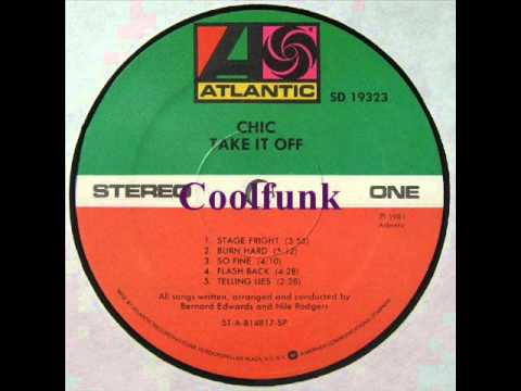 Chic - Burn Hard (Funk 1981)