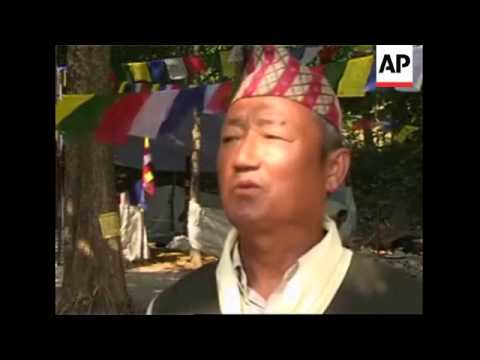 Buddha boy in Nepal re-emerges after a year