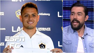 LA Galaxy's Chicharito is 'the biggest Mexican superstar' you can find - Herculez Gomez | ESPN FC