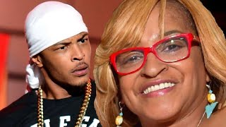 Rapper T.I Slams TMZ For Claiming His Sister had Drugs In Her System When She Passed!