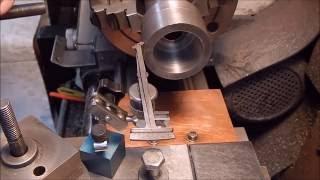 Vintage Starrett 64 versus modern dial test indicator