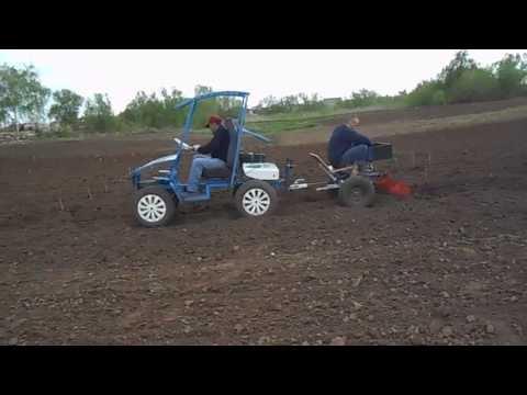 traktor zubr forte