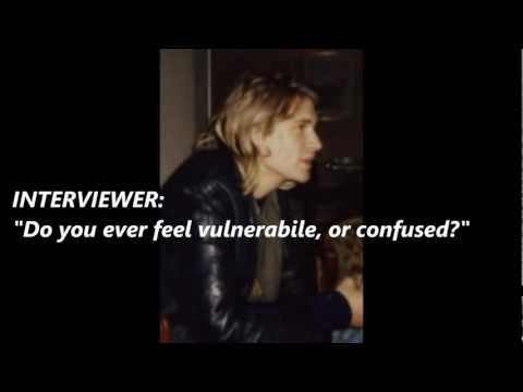 Kurt Cobain talks about depression, suicide and the what the future holds for NIRVANA.