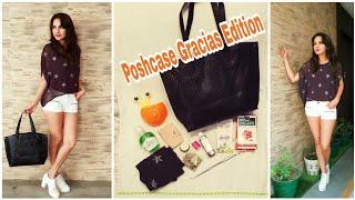 PoshCase Gracias Edition   Zara Top + 11 Products   Last Edition   Discount Code   Unboxing & Review