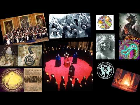 Black Nobility, Manufactured Counterculture of 60's and 70's and NWO