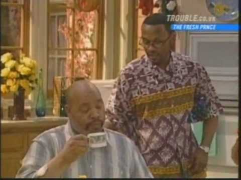 fresh prince of bel air jazz thrown out of house 2 youtube. Black Bedroom Furniture Sets. Home Design Ideas