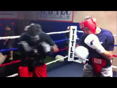 Sparring - boxing technique Image 1