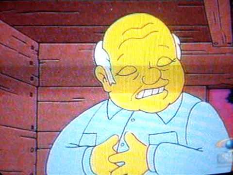 Los Simpson - Santos Protones