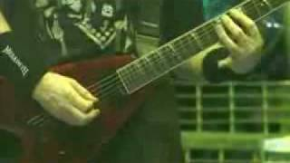 Megadeth Blood in the Water Live San Diego-Tornado Of Souls