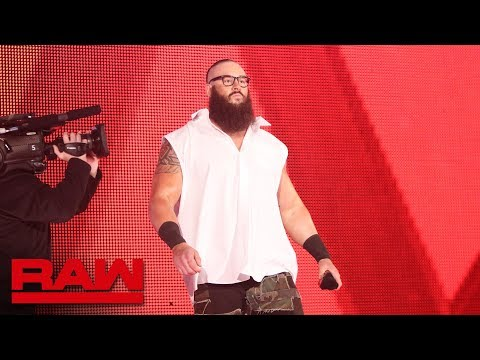 "The Bar meet ""Brains Strowman"": Raw, April 2, 2018 thumbnail"
