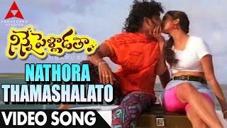 Nathora Thamashalato Video Song - Ninne Pelladatha Movie - Nagarjuna,Tabu
