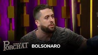 """Maurício Meirelles diz Bolsonaro é """"cria"""" de programas de humor"""