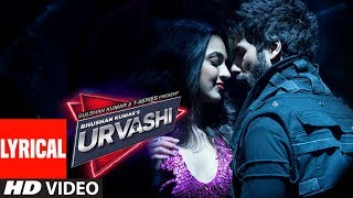 Urvashi Lyrcial  Shahid Kapoor  Kiara Advani  Yo Yo Honey Singh  Bhushan Kumar  Directorgifty