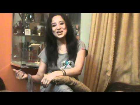 Dil Ki Lagi Coverd By Haifa Khan( Nazia hassan)