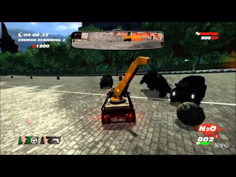 Fast & Furious: Showdown - Challenges - Moscow Rampage 24 [HD]