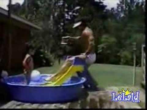piscinas - Caidas y golpes en piscinas