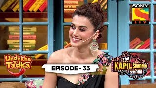 The Mission Mangal Team | Undekha Tadka | Ep 33 | The Kapil Sharma Show Season 2