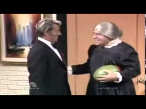 Jonathan Winters, Comedic Legend, Dies At 87 - RIP