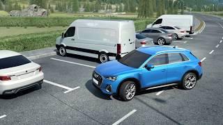 2019 Audi Q3 | Driving Assistance System