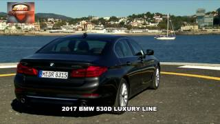 2017 BMW 530D LUXURY LINE (YENİ)
