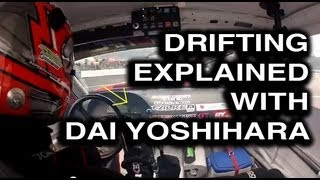 Behind the Smoke 2 - Ep 14 Formula Drift Explained - Dai Yoshihara 2012
