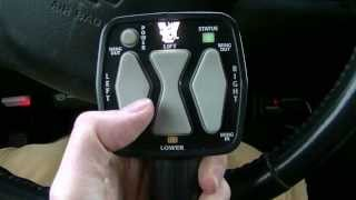 "Snowdogg V Plow Controller VXF95 ""How it Works"""