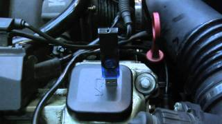BMW M60B40 stable idle