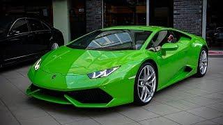 Lamborghini Huracan LP610-4 | V-LOG .#1