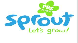 PBS Kids Sprout Logo 2005 2006 2007