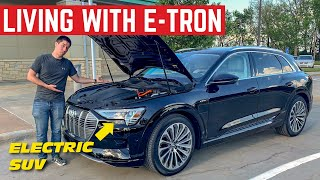 Audi GAVE Me The NEW e-tron SUV For A Day *What's It Like?*
