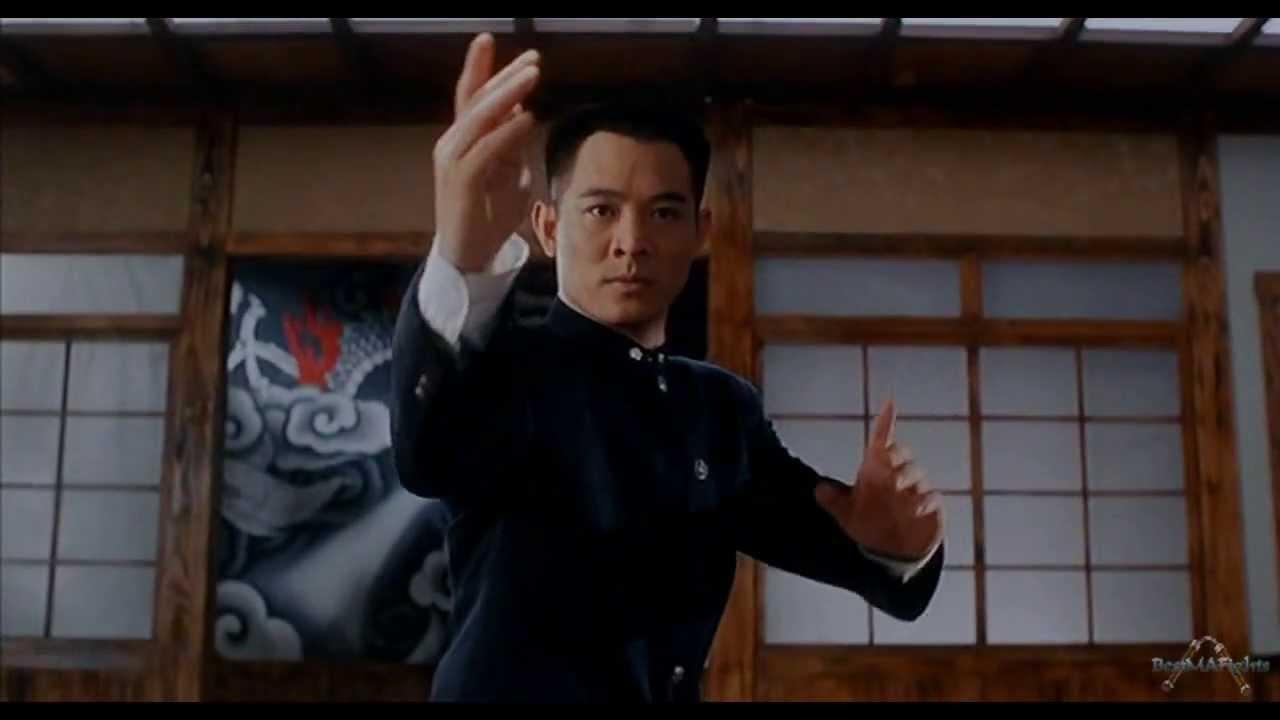 Legend of the fist jet li