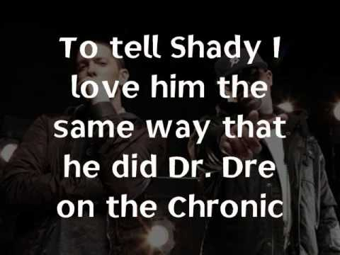 Lighters Ft. Bruno Mars - Eminem & Royce Da 5'9'' +lyrics 2011 video