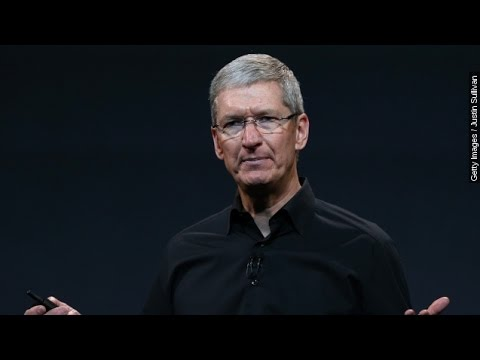 Tim Cook Fuels Apple Car Speculation - Newsy