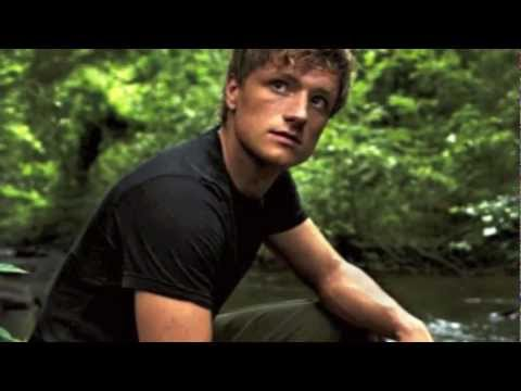 Peeta Mellark (Josh Hutcherson) Safe and Sound