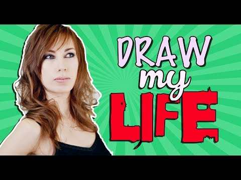 DRAW MY LIFE | МАДАМ ИРМА