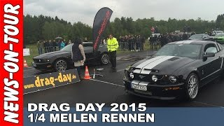 DragDay 2015 [HD+] Emotions vom US-Cars Fieber in Meinerzhagen 30.05.2015