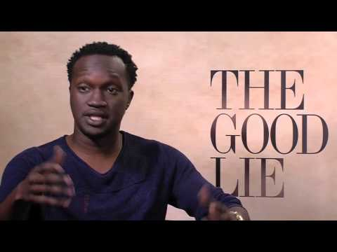 THE GOOD LIE Interviews with Arnold Oceng, Margaret Nagle, Kuoth Wiel