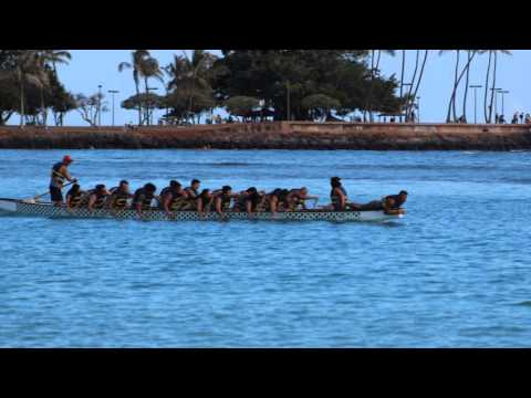 2015 Hawaii Dragon Boat Festival - Highlights