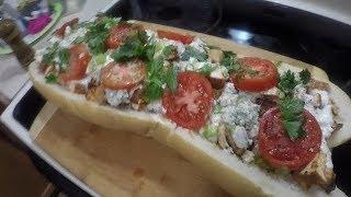 TEAM MATHIAS EPIC CHALLENGE – BBQ BUFFALO CHICKEN SUB – BBQ PIT DOG STYLE - PIT BARREL COOKER