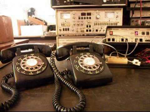 2 Western Electric Rotary 500 Telephone Repair  www.A1-Telephone.com  618-235-6959
