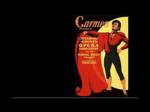 Carmen Opera: Toréador Song with French Lyrics