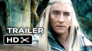 The Hobbit: The Battle of the Five Armies Official Trailer #1 (2014) - Peter Jackson Movie HD