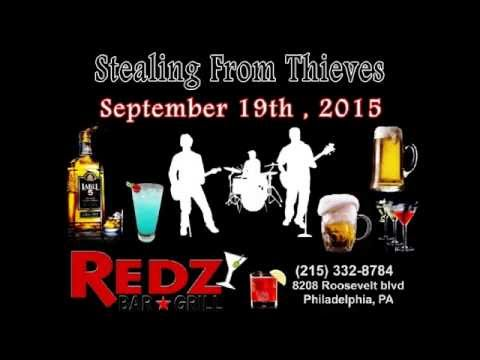 """Stealing From Thieves + Andrew Broden... """"Leverage Of Space"""" @ Redz on 9-19-15 recorded by L.A. Ives"""