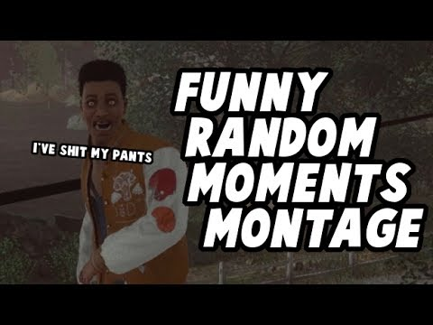 Friday the 13th funny random moments montage