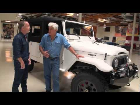 ICON FJ-44 - Jay Leno's Garage