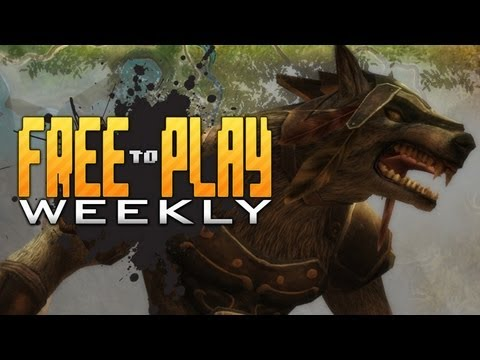 Free To Play Weekly - (ep.36) Star Trek Online. Seven Souls Online & More
