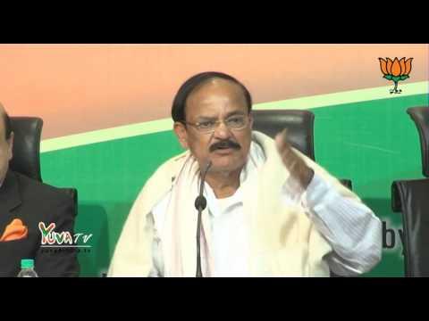 Shri M. Venkaiah Naidu speech at OFBJP Global Meet - 2014 - 6th Jan 2014